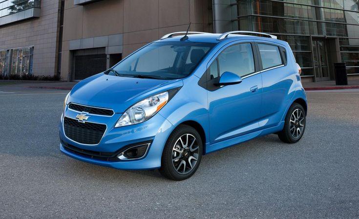 2013 Blue Chevrolet Spark Car photo - Car HD Wallpaper