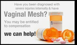 Have you been diagnosed with severe injuries internally & have vaginal mesh? You may be entitled to compensation. We can help.