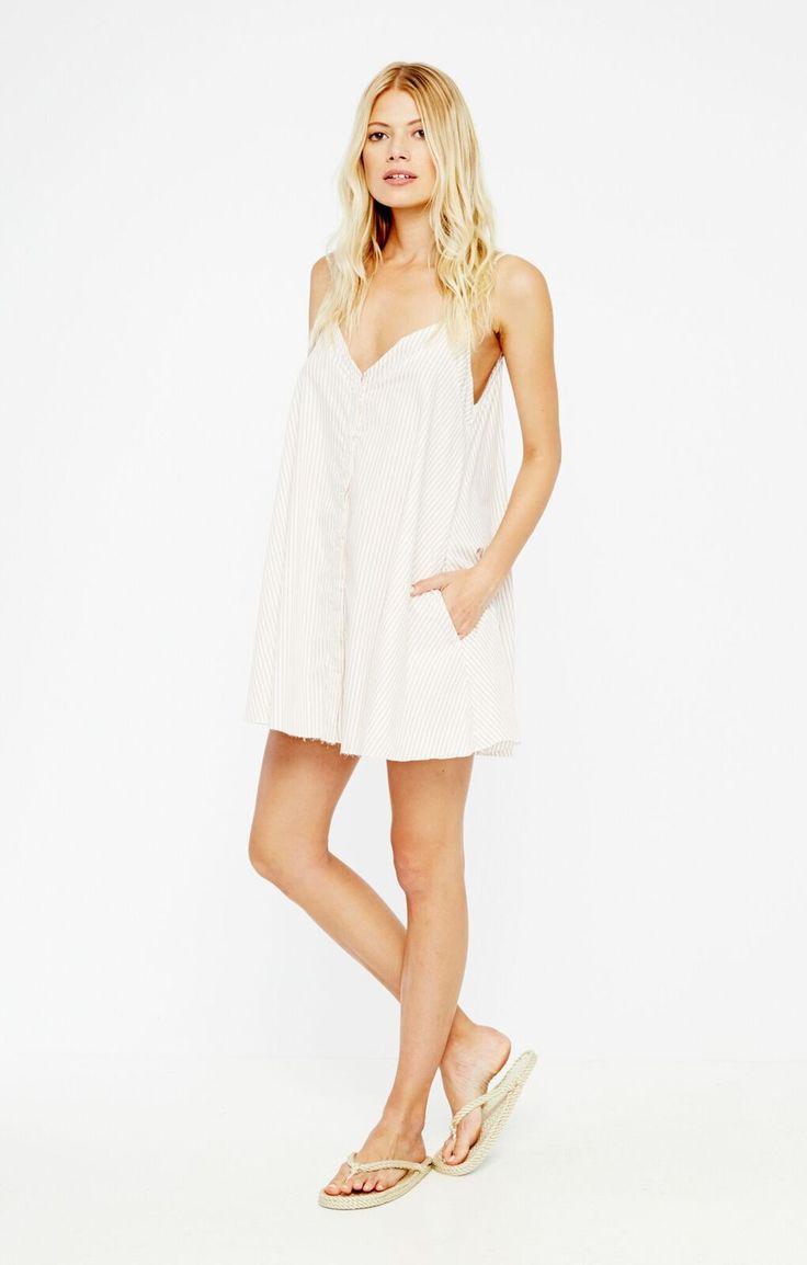 Faithfull The Brand - Praia Dress - Polo Stripe
