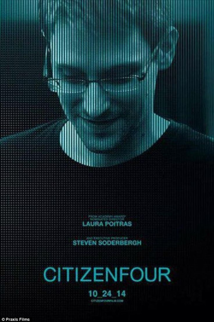 'Citizenfour', A Documentary About NSA Leaker Edward Snowden