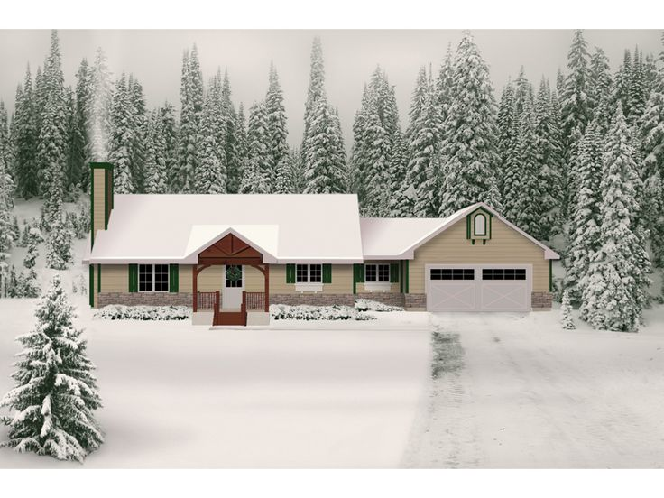 winterknoll rustic country home simple house planscountry