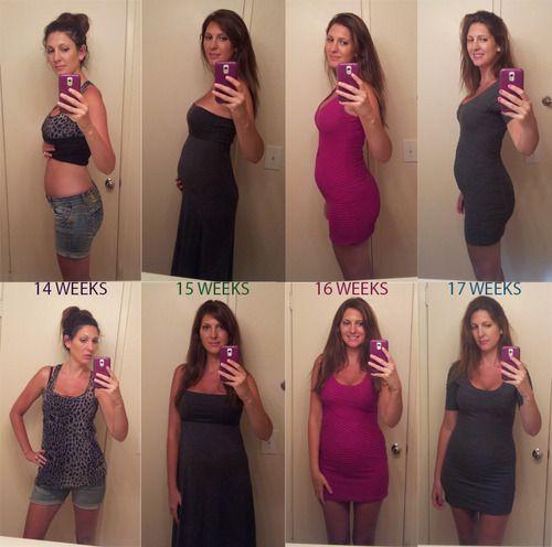 Pregnancy bellies at 17 weeks  Jill scott insomnia