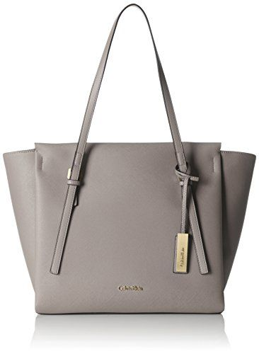 Calvin Klein Jeans Womens M4RISSA LARGE TOTE Tote Bag Grey Grau (FUNGI 094 094) - FW 16-17 - Calvin Klein Shopping bag Marissa K60K602123-094 women grey - K60K602123-094 - 100% PVC - 32x30x14 cm - Grey - Double handles - Multifunction inner pockets - (Barcode EAN = 8718934328498) http://www.comparestoreprices.co.uk/december-2016-5/calvin-klein-jeans-womens-m4rissa-large-tote-tote-bag-grey-grau-fungi-094-094-.asp