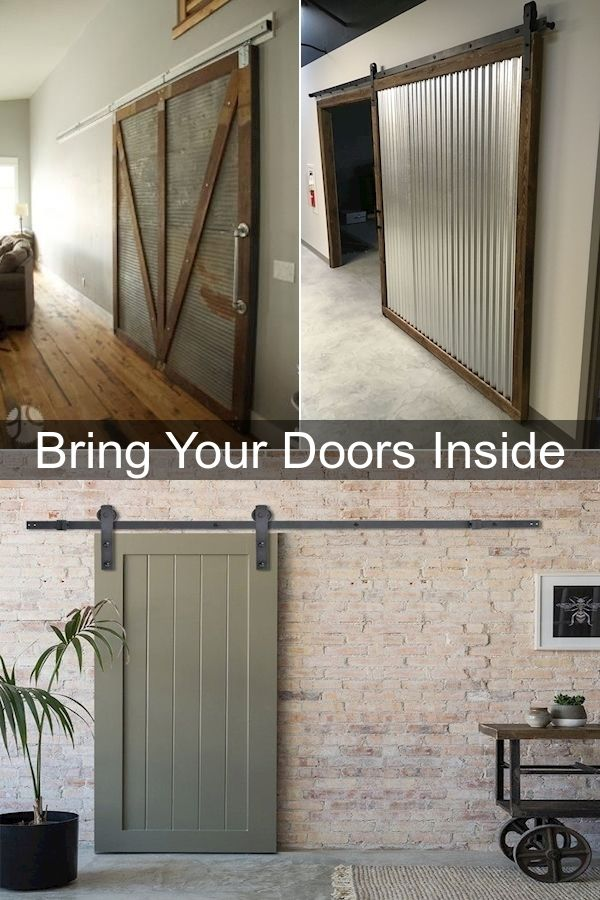 Pin On Barndoors For The Home