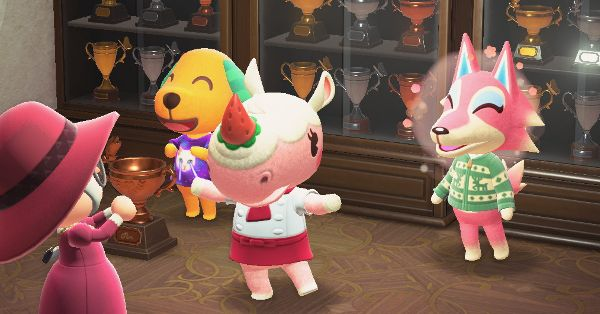 Lolly Animal Crossing New Horizons House / An Adorable ...