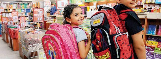 Okula Yeni Başlayacak Olanlar İçin Alışveriş Önerileri