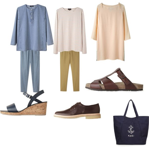 """""""Weekend look by APC..."""" by shycoygirl65 on Polyvore"""