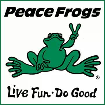 Peace frogs peace amp frogs pinterest