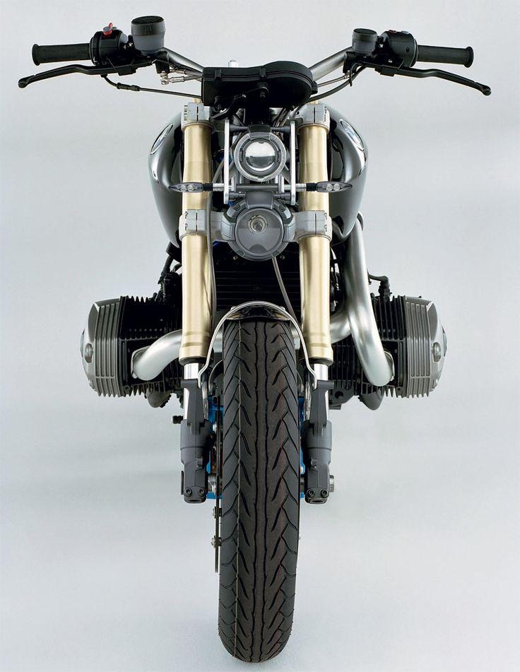 BMW Lo-Rider Concept - (SILODROME)