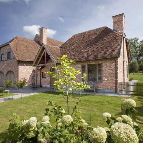 25 beste idee n over franse huizen op pinterest franse for Huizen ideeen