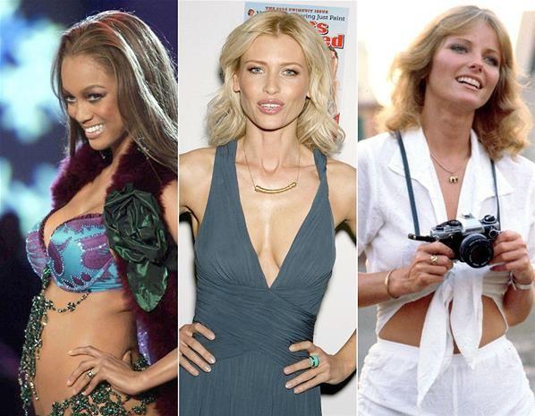 Découvrez ces filles qui ont été choisies en couverture de l'édition maillot de bains du célèbre magazine américain Sports Illustrated.