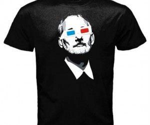 Bill Murray 3D Glasses Shirt