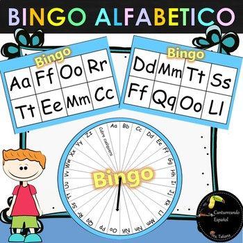 Este documento es un bingo alfabético donde el estudiante podrá practicar las letras del alfabeto y sus sonidos al ser cantadas. También podrá identificar letras mayúsculas y minúsculas al igual que podrá que construye habilidades básicas de lectura y comprensión. ¿Cómo se juega?