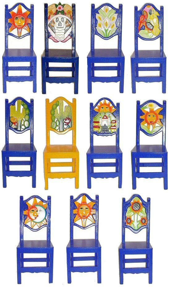 furniture in mexico. painted mexican furniture click here to view and order these products in mexico