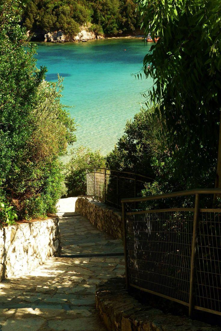 The retreat in Greece