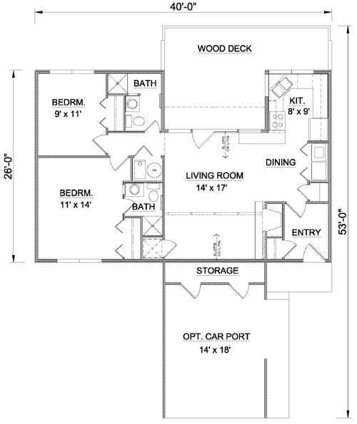 20 best images about house plans on pinterest 2nd floor for 3br 2ba house plans