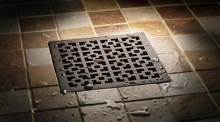 Bathroom Remodeling Ideas: Replace Ugly Shower Drain With Custom Shower Drain