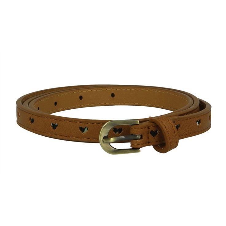 #carry #carryworld #spring-summer #accessories #brown #belt