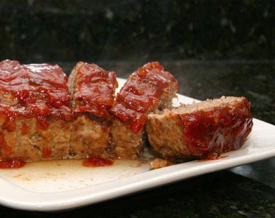 recipe: venison meatloaf with oatmeal [4]
