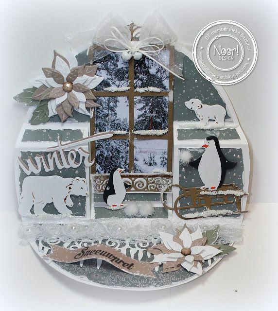 Noor! Design: Winter