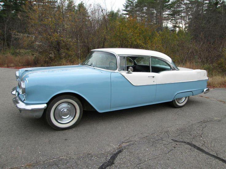 1955 pontiac chieftain 2 door hardtop jpm for 1955 pontiac chieftain 4 door