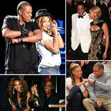 Jay-Z and Beyonce Pictures For Their Anniversary