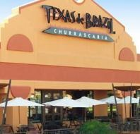 Enjoy the Brazilian steakhouse experience (churrascaria) at Texas de Brazil, located about 30 minutes from the hotel.  The menu at Texas de Brazil is a fixed menu and price that includes continuous service of the salad area, meats, and side items. Desserts, taxes, beverages and gratuity are additional.  Turn your place card to green and prepare to be swarmed by a troop of carvers serving various cuts of seasoned beef, lamb, pork, chicken and Brazilian sausage.
