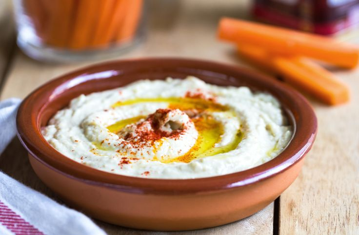 Turns out hummus isn't quite the super-healthy option we all think it is.  A new report by Consensus Action on Salt and Health (sounds serious, no?) found that hummus often contains a LOAD of salt. As much salt as four packets of ready salted crisps, in fact.
