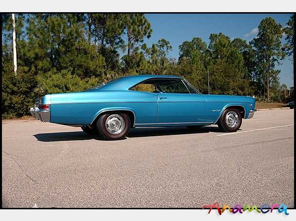 1966 Impala SS for Sale | 1966 Chevrolet Impala SS for sale: Anamera