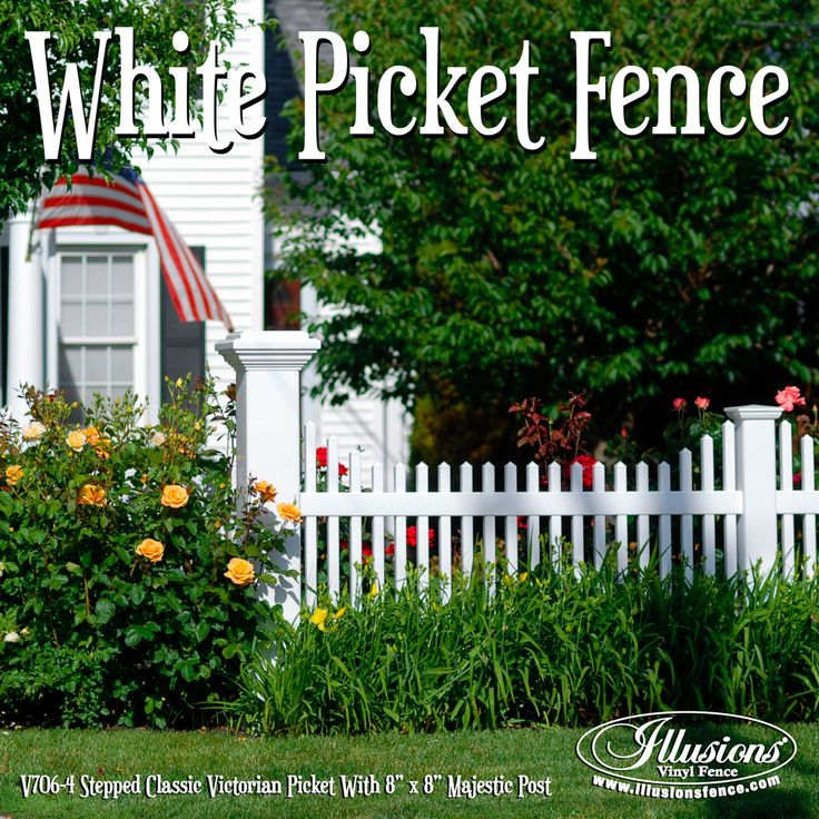 143 Best Images About Classic Illusions Vinyl Fence On