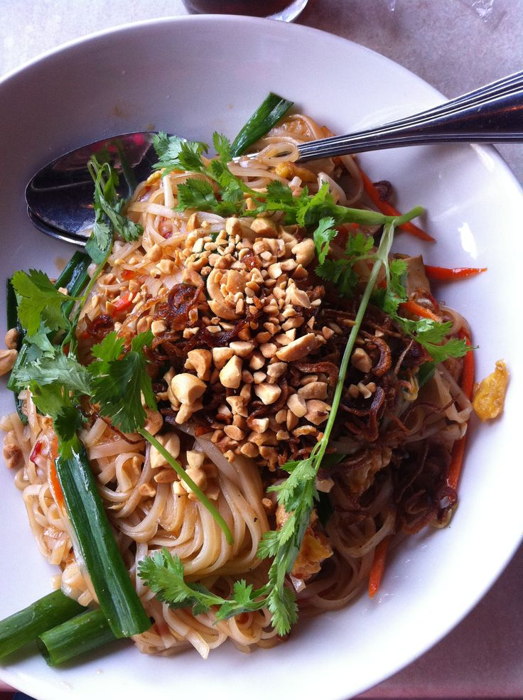 P.F. Chang's, Fort Lauderdale (China Bistro) - delicious Pad Thai
