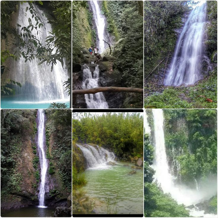 exploring falls its more fun in the Philippines