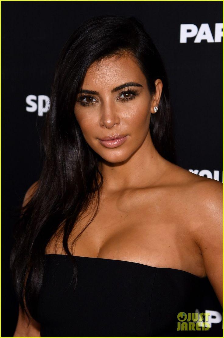 Kim Kardashian Wears Sexy Skin-Revealing Dress for 'Paper' Magazine Party in Miami