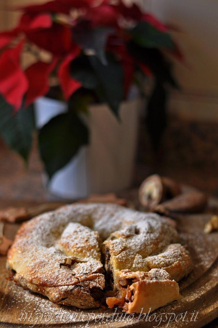 L'ingrediente perduto: Crescia fogliata, sfojata, lu rocciu ,torcigliò; ricetta dolce di Natale delle Marche