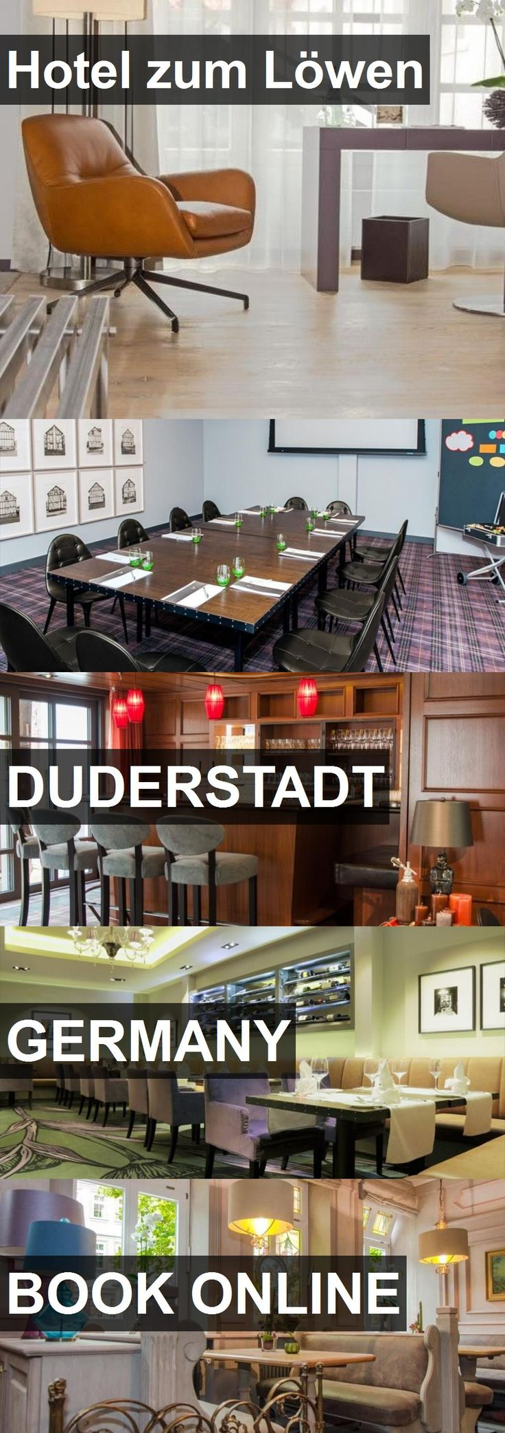 Hotel zum Löwen in Duderstadt, Germany. For more information, photos, reviews and best prices please follow the link. #Germany #Duderstadt #travel #vacation #hotel