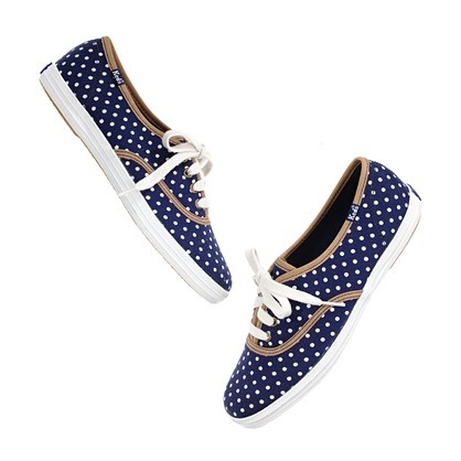 Polka-Dot Sneakers / Keds for Madewell: Shoes, Madewell Polka Dots, Fashion, Madewell Polkadot, Polka Dots Sneakers, Style, Dots Keds, Polkadot Sneakers, Polkadots