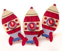 Rouge Living - String Lights - Rocket