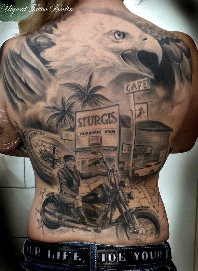 Artist Profile: Steffi Eff - Location: Berlin, Germany (Utgard Tattoo-Studio) #tattoo #ink #tatts #inked #vagabondco