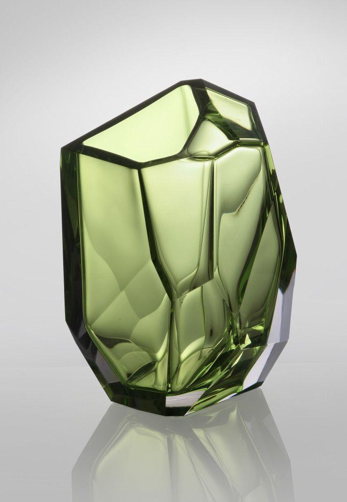 Arik Levy_Crystal Rock Vase_Big