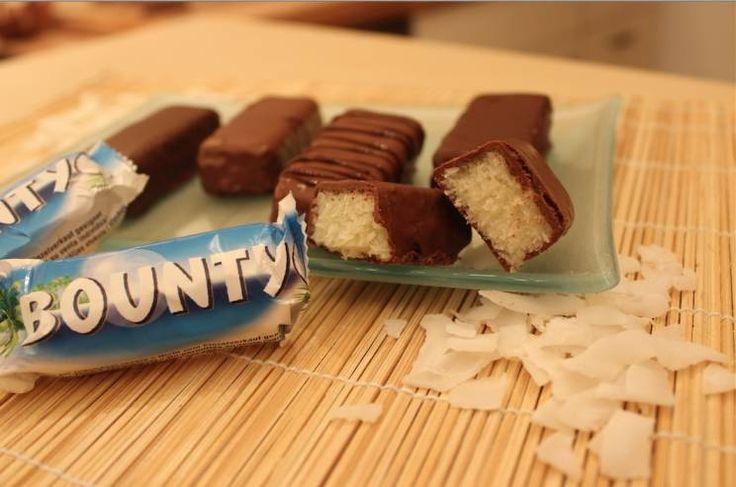 Sallys Blog - Nachgemacht: Original trifft Sally: Bounty Rezept