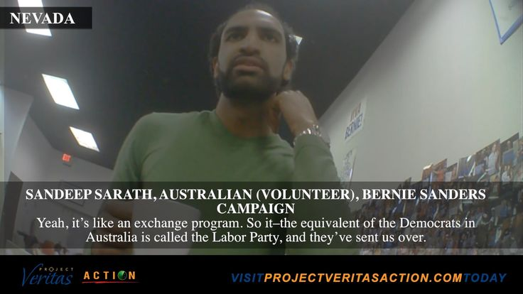 Australian Labor Party Assisting Democratic US Campaigns in Violation of...