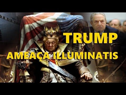 Trump Ataca os Illuminati