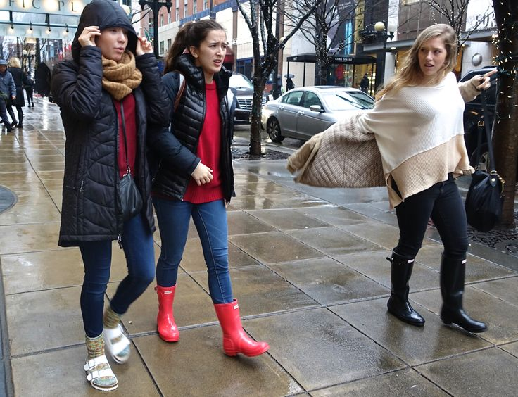 Seattle Street Style Through the Eyes of a Visitor - The Styletti
