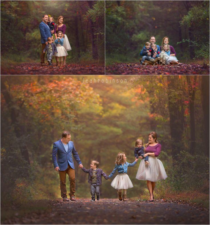 Melbourne photographer Leah Robinson; family photography; Fall photography;