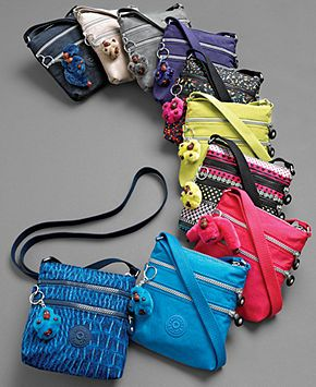 Kipling Handbag, Alvar Mini Crossbody - Crossbody & Messenger Bags - Handbags & Accessories - Macy's