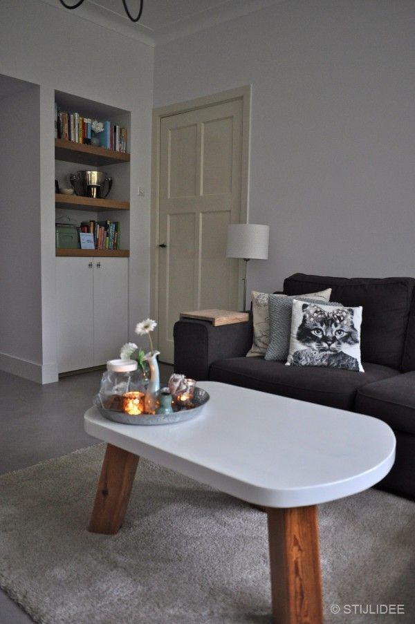 Binnenkijken in een jaren 30 huis in Zeist via www.stijlidee.nl