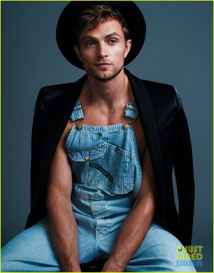 Hart of Dixie's Wilson Bethel Shows Us His Heart for JJ Spotlight