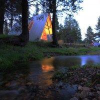 California Camping.  #travel