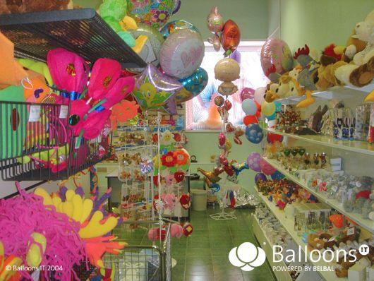 BalloonsIT Balloon Shop Gallery