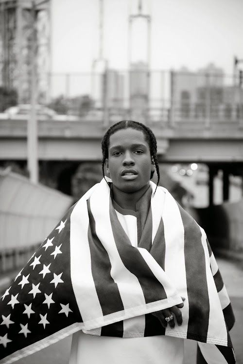 Sophisticated Nation of Style: Inspiration : Asap Rocky